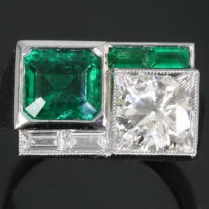 Antique rings under €500