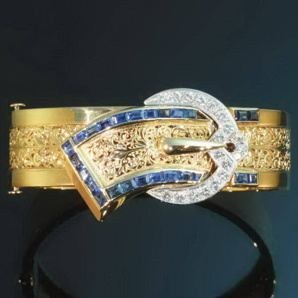 Antique bracelets between $5000 and $10000