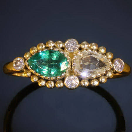 Antique jewelry between $1500 and $5000