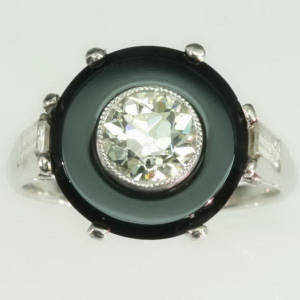 Antique jewelry with color black $10,000 +