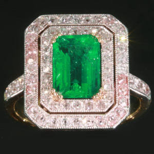 Antique rings above $10000