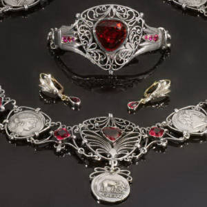 Antique Victorian jewelry between $1500 and $5000