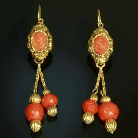 Antique jewelry between $700 and $2000