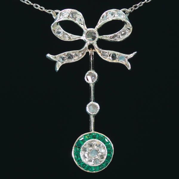 Antique pendants between $700 and $2000