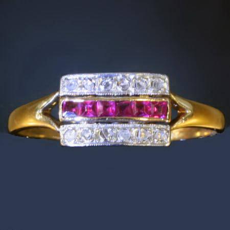 Antique rings under $700
