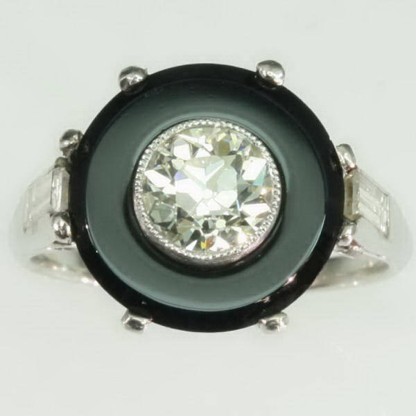 Antique jewelry with the color black up to $15,000
