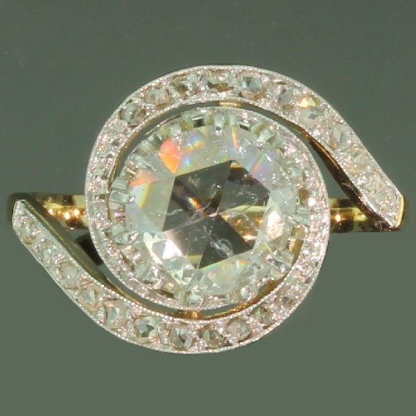 Antique rings between $2500 and $7000