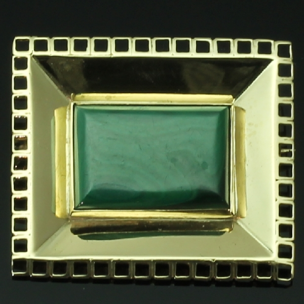 antique-and-estate-brooches-with-green